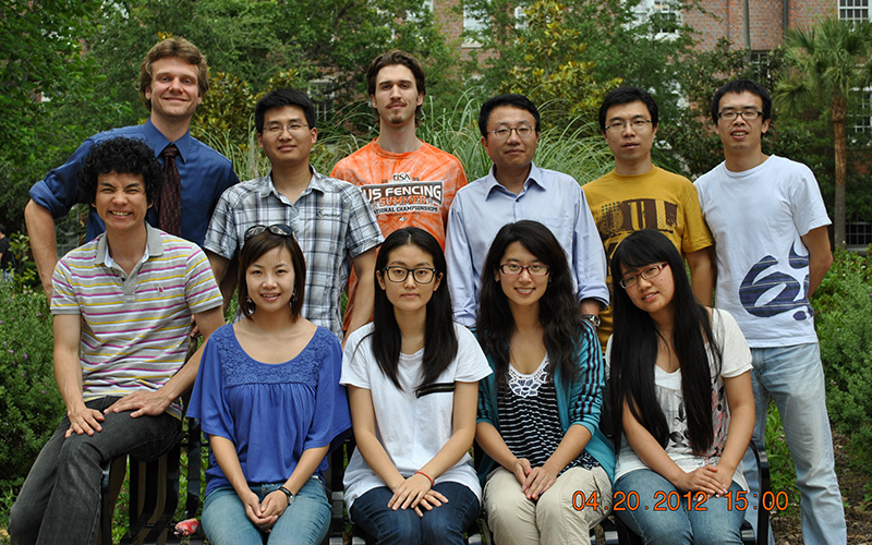 The Cao Group 2012